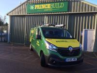 Princebuild fleet to roll on Michelin CrossClimate