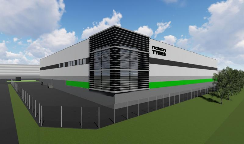 Nokian Tyres building off-highway tyre R&D centre