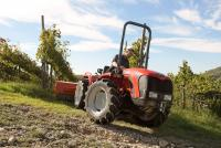 Vredestein introduces new Traxion tyre for compact tractors