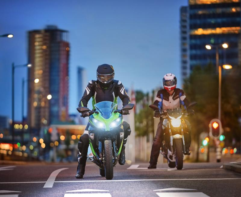 Feel safe, ride safe with Philips X-tremeVision moto supporting Road Safety Week