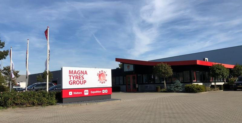 Capacity to double at Magna Tyres' Netherlands plant - again