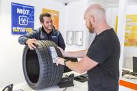 Michelin rejuvenates retail programme