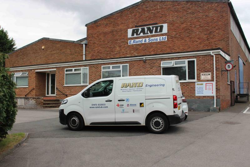 E Rand & Sons appointed ZF Service Point dealer