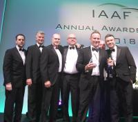 Exol Lubricants wins top industry award for best supplier