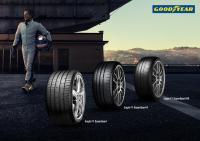 Goodyear to launch 3-tier UUHP Eagle F1 SuperSport tyre range for road and track