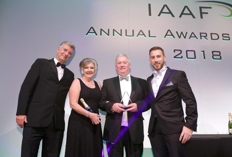 IAAF Annual Awards Dinner 'largest event for years' celebrating aftermarket success