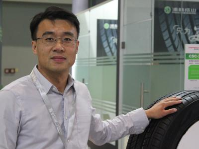 Prinx Chengshan the only HKEX-listed tyremaker at Tire+