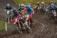 Bridgestone's five-star motocross riders enjoy a winning Battle