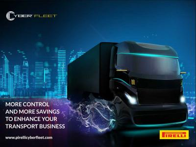 Pirelli Cyber Fleet available in UK from Q1 2019