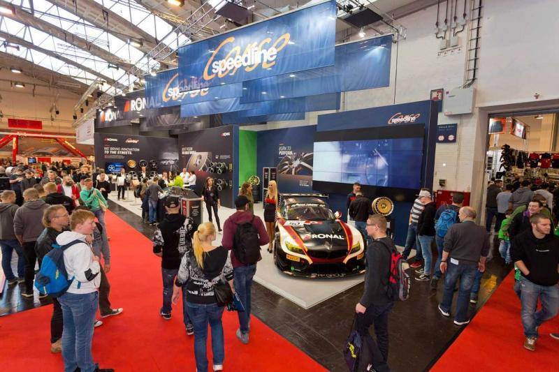 Ronal celebrates successful Essen Motor Show