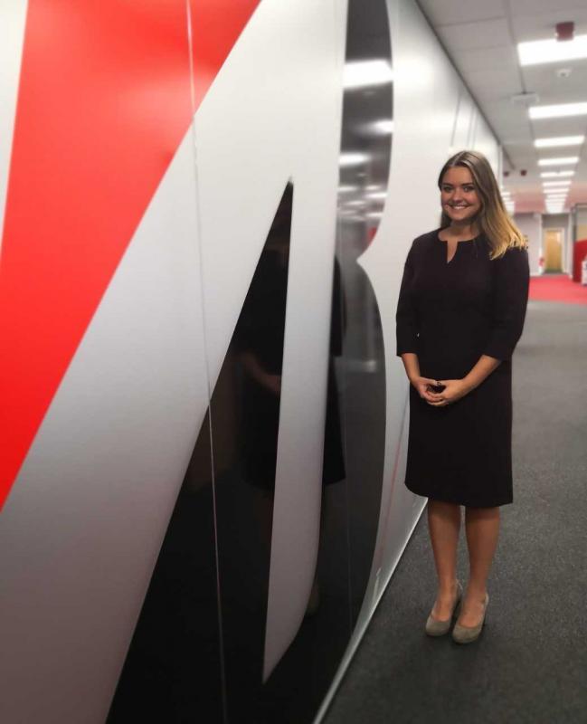 Sofie Bronserud joins Bridgestone North Region marketing team, Stuart Attfield promoted