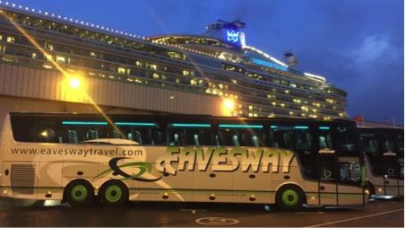 Eavesway Travel fits Apollo Tyres' Endurace range to executive coach fleet