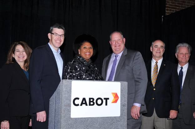 Cabot plant celebrates 75 years