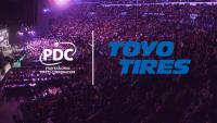 Toyo Tires signs three-year Professional Darts Corporation deal