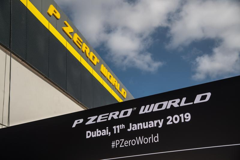 Pirelli opens fourth branch of P Zero World tyre boutique concept in Dubai
