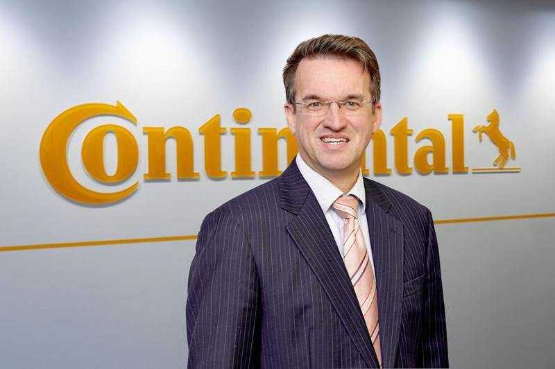 Reinhard Klant to head Conti's earthmover tyre product line