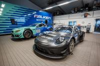Falken Motorsports introduces new Porsche 911 for 2019