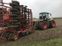 Tyres replace tracks for Essex farmer