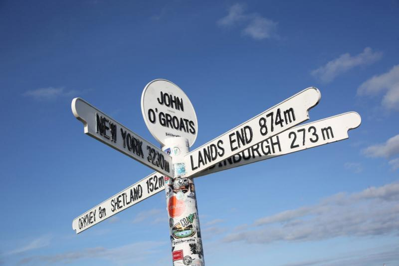 Transaid publishes new dates for Land's End to John O'Groats cycle challenge