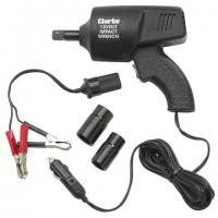 """New Clarke 12V ½"""" impact wrench kit available from Machine Mart"""