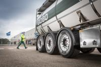 Next-gen Giti GTR955 Combi Road trailer tyre 'delivers 30% mileage increase'