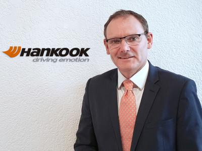 Guy Heywood named Hankook Tire Europe truck tyre marketing director
