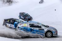 Cooper Tires becomes title sponsor, supplier of RallyX on Ice