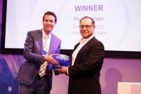 Lehigh win Circular Economy award in Davos