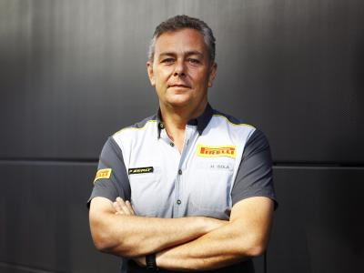 F1 'possibly the most demanding customer that we have' – Isola
