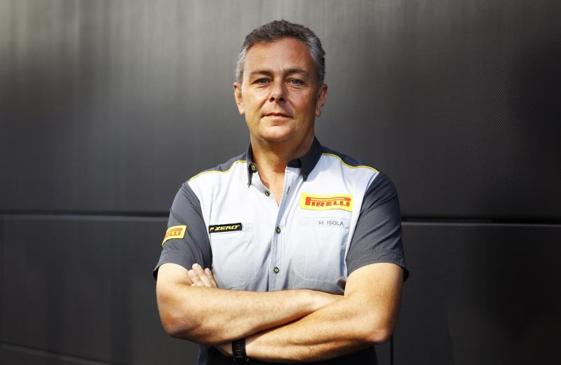 F1 'possibly the most demanding customer that we have' - Isola