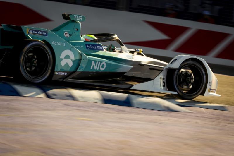 NIO optimistic as Formula E arrives in South America