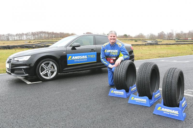 Landsail Tyres extends partnership with driving charity Speed of Sight: video