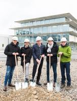 Ronal breaks ground on new tool shop in Härkingen