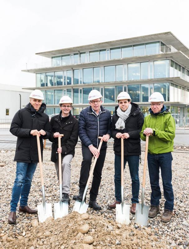 Ronal breaks ground on new tool shop in Härkingen