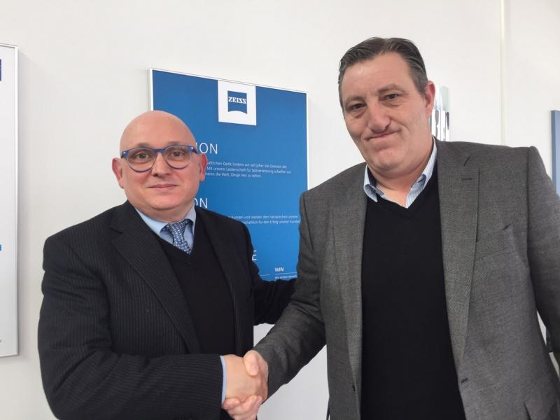 Carl Zeiss and TRM sign cooperation agreement