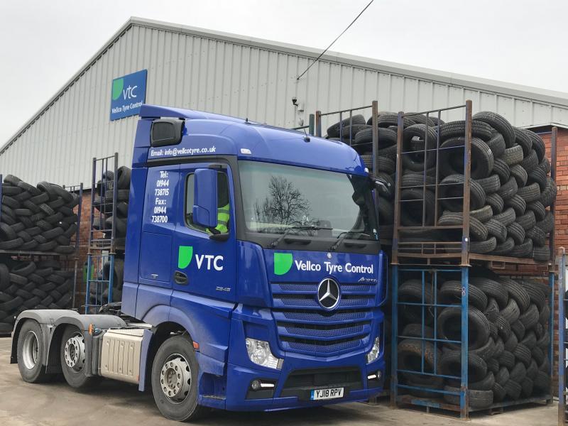 Vellco Tyre Control sets sights on European retreading markets to establish growth