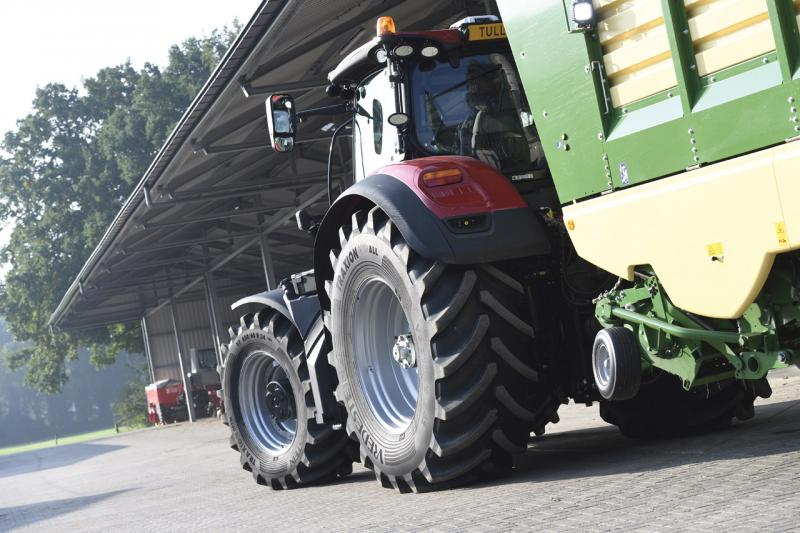 Vredestein making headway in competitive agri segment