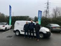 Falken specialist Walsall Wood Tyre & Service promotes tyre safety