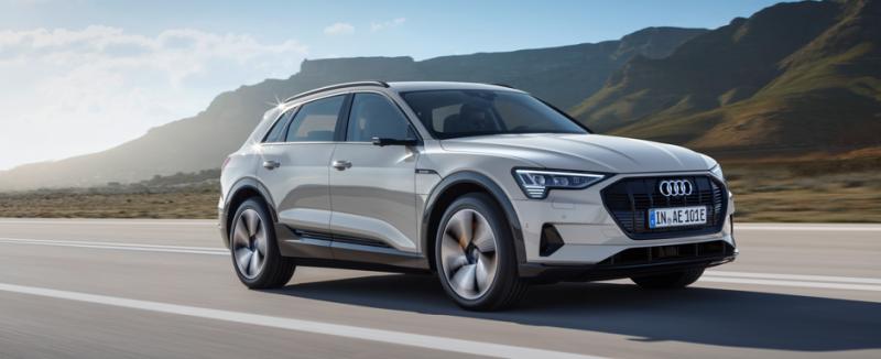 Electric Audi e-tron SUV to run on Bridgestone tyres as original equipment