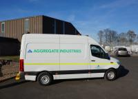 "Aggregate Industries to roll out ""fail-safe"" Michelin TPMS Light Fleet across new vans"