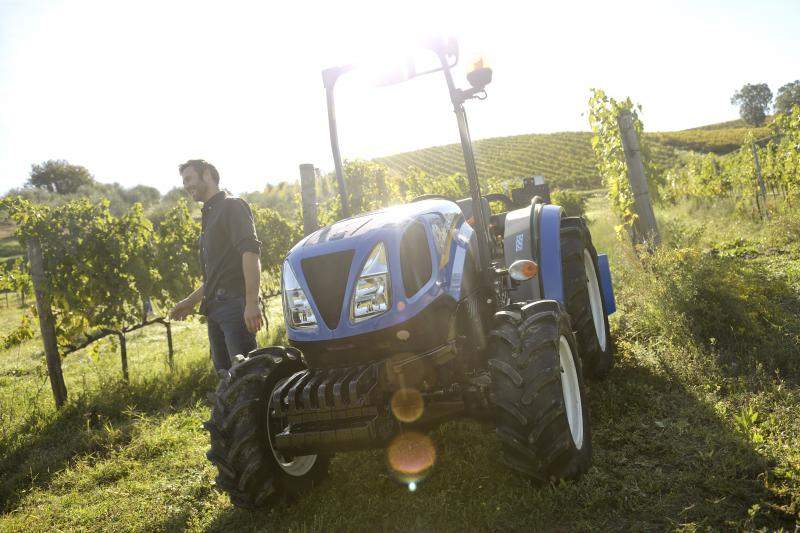 Vredestein to show 'longer life' small and large tractor tyres at SIMA