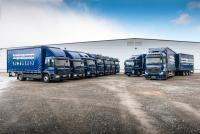 Armstrong Richardson sign Michelin/Remix fleet tyre deal
