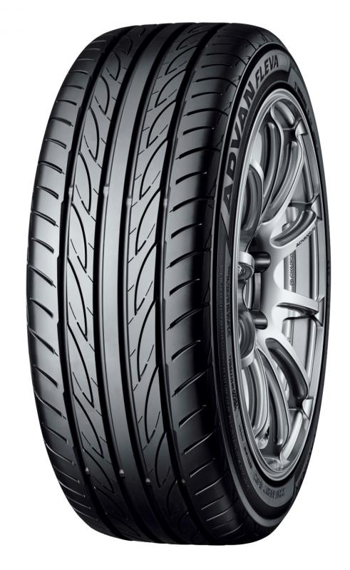Yokohama shows 'motorsport-inspired' high performance car tyre range at Autosport