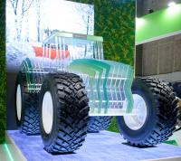 'Biggest' agri radial amongst BKT newcomers at SIMA