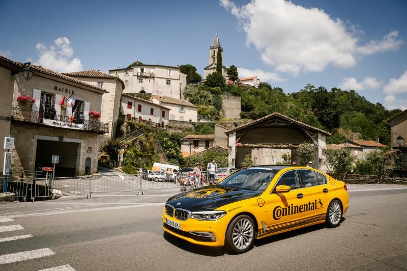 Continental sponsors Tour de France 2019