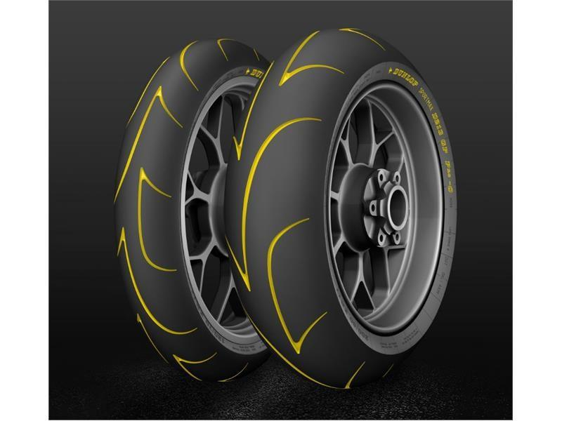 Dunlop official tyre partner of Yamaha R3 bLU cRU European Cup