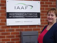 Office manager role for IAAF's Ann Silvester