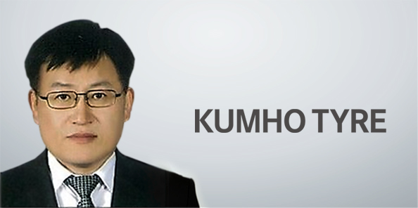 Jun Ro Song appointed Kumho Tire Europe president