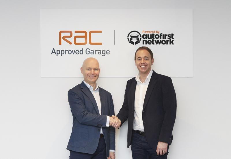 RAC and Euro Car Parts form 500 branch-strong independent garage network
