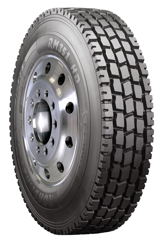 Cooper Tire launches Roadmaster RM351 HD mixed service drive tyre